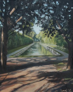 Long Canals from the Yews